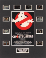 """Ghostbusters"" LE 8x10 Custom Matted Original Film / Movie Cell Display"