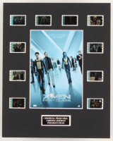 """""""X-Men First Class"""" LE 8x10 Custom Matted Original Film / Movie Cell Display"""