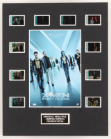 """X-Men First Class"" LE 8x10 Custom Matted Original Film / Movie Cell Display"