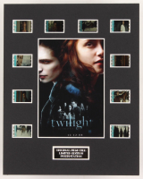 """Twilight"" LE 8x10 Custom Matted Original Film / Movie Cell Display"