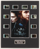 """Twilight"" LE 8x10 Custom Matted Original Film / Movie Cell Display"