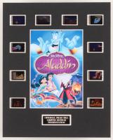 """Aladdin"" LE 8x10 Custom Matted Original Film / Movie Cell Display"