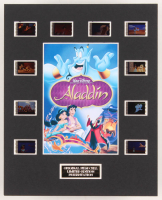 """Aladdin"" LE 8x10 Custom Matted Original Film / Movie Cell Display"