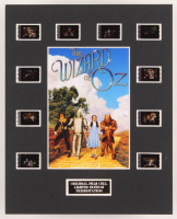 """""""The Wizard of Oz"""" LE 8x10 Custom Matted Original Film / Movie Cell Display"""