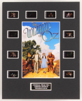 """The Wizard of Oz"" LE 8x10 Custom Matted Original Film / Movie Cell Display"