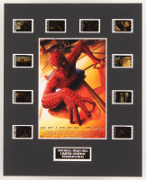 """Spider-Man"" LE 8x10 Custom Matted Original Film / Movie Cell Display"