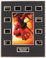 """Spider-Man"" LE 8x10 Custom Matted Original Film / Movie Cell Display at PristineAuction.com"