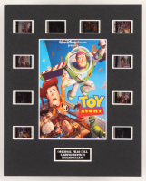 """Toy Story"" LE 8x10 Custom Matted Original Film / Movie Cell Display"