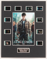 """""""Harry Potter and the Deathly Hallows – Part 2"""" LE 8x10 Custom Matted Original Film / Movie Cell Display"""
