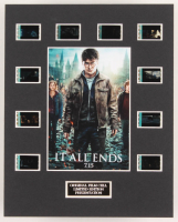 """Harry Potter and the Deathly Hallows – Part 2"" LE 8x10 Custom Matted Original Film / Movie Cell Display"