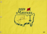 Tiger Woods Signed 2019 Masters Golf Pin Flag (UDA COA) at PristineAuction.com