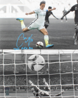 "Carli Lloyd Signed Team USA 16x20 Photo Inscribed ""2015 FIFA POY"" (Radtke COA & Lloyd Hologram) at PristineAuction.com"