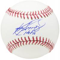 """Ken Griffey Jr. Signed OML Baseball Inscribed """"HOF 16"""" (TriStar Hologram) at PristineAuction.com"""