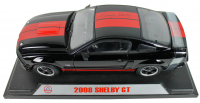 Carroll Shelby Signed 2008 Shelby GT 1:18 Die-Cast Car (Beckett COA)