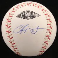 Chipper Jones Signed 2011 All-Star Game Baseball (JSA Hologram) at PristineAuction.com
