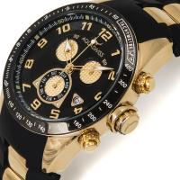 AQUASWISS TRAX 6 Hand Men's Watch (New) at PristineAuction.com