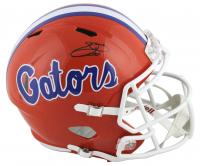 Emmitt Smith Signed Florida Gators Full-Size Speed Helmet (Beckett COA & Prova Hologram)