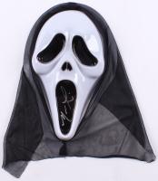 "Matthew Lillard Signed Full-Size ""Scream"" Ghost Face Mask (PA COA) at PristineAuction.com"