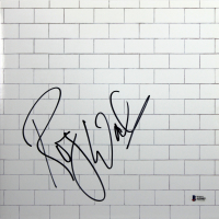 """Roger Waters Signed """"The Wall"""" Record Album (Beckett LOA)"""