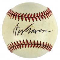Wes Craven Signed ONL Baseball (Beckett COA)