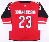 Oliver Ekman-Larsson Signed Arizona Coyotes Jersey (JSA COA)