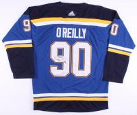 Ryan O'Reilly Signed 2019 Stanley Cup Finals St. Louis Blues Jersey (JSA COA)