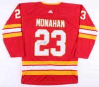 Sean Monahan Signed Calgary Flames Jersey (JSA COA)