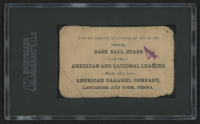 1922 E121 American Caramel Series of 120 #86E Babe Ruth Holding Ball (SGC Authentic) at PristineAuction.com