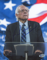 Bernie Sanders Signed 8x10 Photo (Beckett COA) at PristineAuction.com
