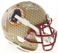"Joe Theismann Signed Washington Redskins Full-Size Hydro-Dipped Helmet Inscribed ""SB XVII Champs"" (Beckett Hologram)"