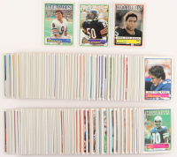 1983 Topps Complete Set of (397) Football Cards with #294 Marcus Allen DP RC, #38 Mike Singletary RC, #33 Jim McMahon RC