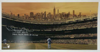 "Mariano Rivera Signed New York Yankees 10x20 Limited Edition Photo Inscribed ""HOF 2019"" & ""New York State of MInd"" (Steiner COA) at PristineAuction.com"