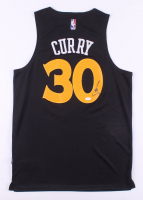 Stephen Curry Signed Golden State Warriors Jersey (JSA LOA)