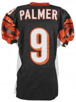 Carson Palmer 2009 Game-Used Cincnnati Bengals Home Jersey (RGU LOA)