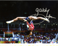 Gabby Douglas Signed Team USA 8x10 Photo (PSA Hologram)