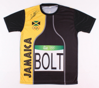 Usain Bolt Signed Jersey (JSA COA) at PristineAuction.com