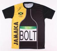 Usain Bolt Signed Jersey (JSA COA)