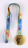 Usain Bolt Signed Rio 2016 Olympic Games Gold Medal (JSA COA)
