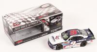 William Byron Signed 2017 NASCAR #9 Liberty University - Indy Win - Raced Version - 1:24 Premium Action Diecast Car (JR Motorsports Hologram & Action COA)