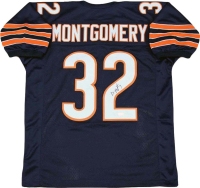 David Montgomery Signed Chicago Bears Jersey (JSA COA & Montgomery Hologram) at PristineAuction.com