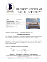 """Lionel Messi Signed Argentina Adidas Jersey Inscribed """"Leo"""" (Beckett LOA & Icons COA) at PristineAuction.com"""