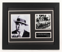 Al Capone 19.5x23.5 Custom Framed Photo Display