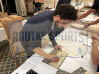 "Kit Harington Signed ""Game of Thrones"" 28x42 Battle of the Bastards Banner (Radtke COA) at PristineAuction.com"
