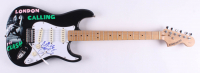 "Mick Jones Signed ""The Clash"" Fender 39"" Electric Guitar (JSA Hologram) at PristineAuction.com"