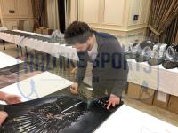 "Kit Harington Signed ""Game of Thrones"" 24x36 Poster (Radtke COA) at PristineAuction.com"