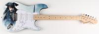 "Johnny Depp Signed ""Pirates of the Caribbean"" Fender 39"" Electric Guitar (JSA Hologram) at PristineAuction.com"