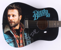 "Dierks Bentley Signed Fender 40"" Acoustic Guitar (JSA Hologram)"