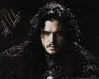 "Kit Harington Signed ""Game of Thrones"" 16x20 Photo (Radtke COA) at PristineAuction.com"