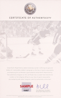 """Bobby Orr Signed Bruins """"The Flying Goal"""" 7x11 Photo (Orr COA) at PristineAuction.com"""