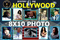 Mystery Ink Hollywood 8x10 Photo Edition! 1 Celebrity Signed 8x10 Picture In Every Pack/Box! at PristineAuction.com